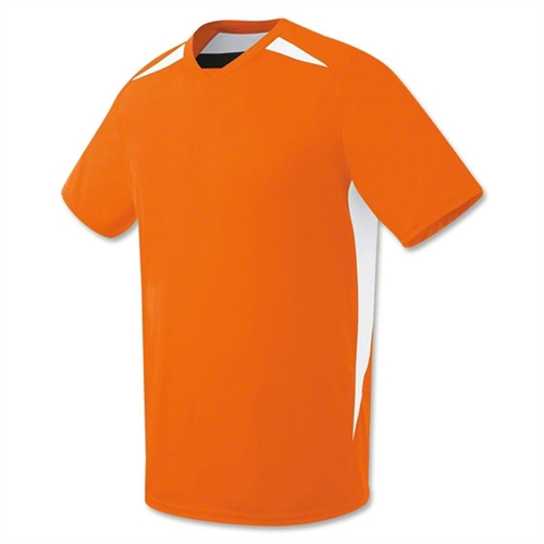 High Five Hawk Jersey - Orange Hawk5Ora