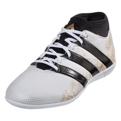 adidas Ace 16.3 Primemesh IN - White/Black IN AQ3422