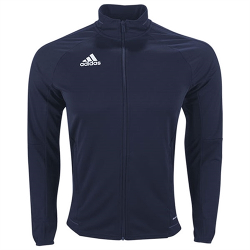 adidas Tiro 17 Training Jacket - Navy Blue BQ8199