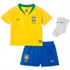 Nike Brasil Infant Home Kit 2018 894052-749