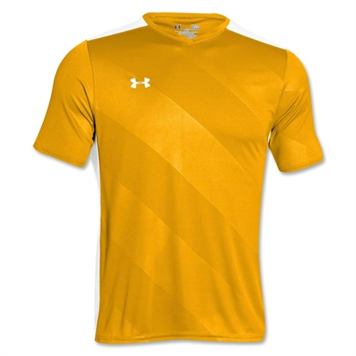 Under Armour Fixture Jersey - Yellow 1248186Yel