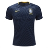 Nike Brasil Squad Top 2018 - Armory Navy/Midwest Gold 893353-454