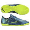 Nike Junior Mercurial Victory V IC - Squadron Blue/Black Indoor 651639-440