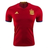 adidas Spain Authentic Home Jersey 2015-2016 AA0854