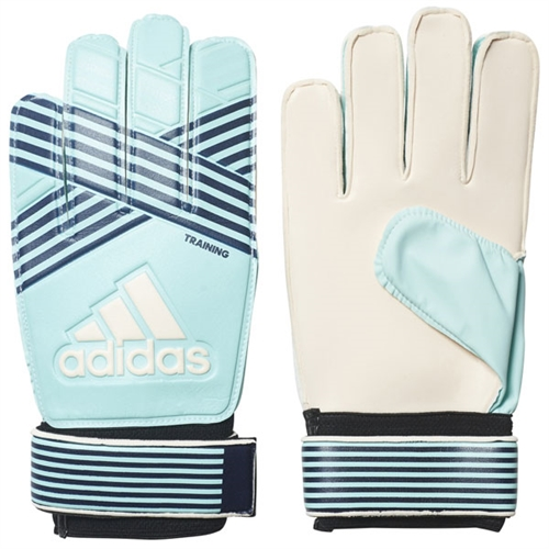 adidas ACE Training Goalkeeping Glove - Energy Aqua/Energy Blue BQ4588