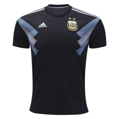 adidas Argentina Youth Away Jersey 2018 BQ9341