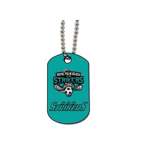 RPB Strikers Dog Tag  RPB-Dogtag