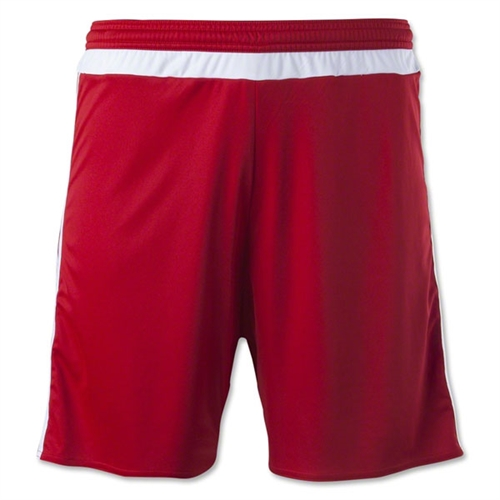 adidas MLS 15 Match Shorts - Red S86552