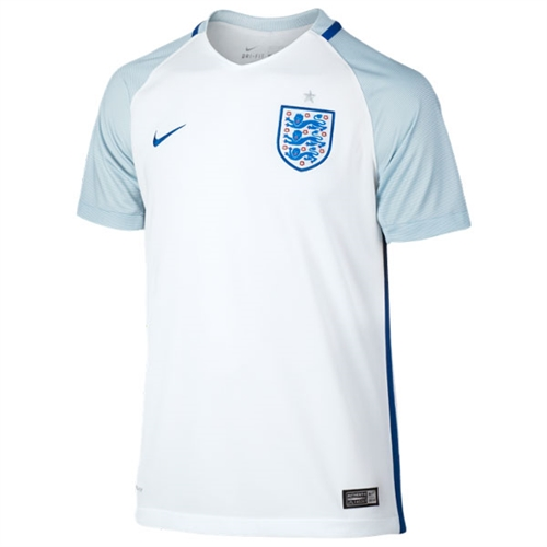 Nike England Youth Home Jersey 2016 724694-100
