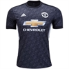 adidas Manchester United Away Jersey 2017-2018 BS1217