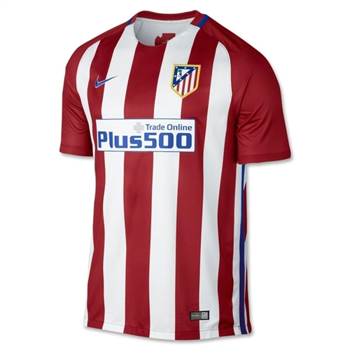 Nike Atletico Madrid Home Jersey 2016-2017 808308-649