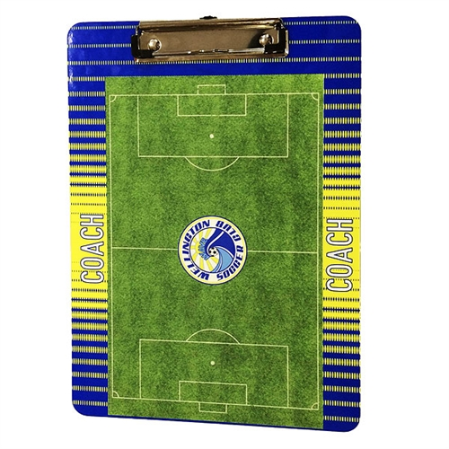 Custom Soccer Clipboard U1013