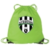 Lee County Strikers Gymsack - Bright Lime BG85LC