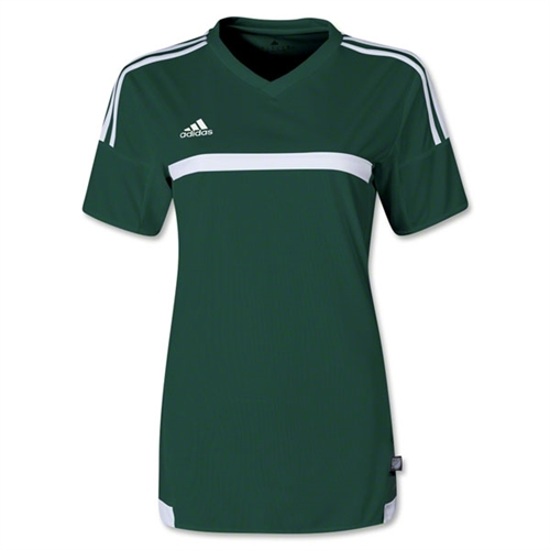 adidas Women MLS 15 Match Jersey - Dark Green S92439