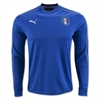 PUMA Italy Home Long Sleeve Jersey 2015/16 74883201