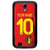 Belgium Custom Player Phone Cases - Samsung (All Models) sms-blg-plyr