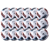 adidas MLS Nativo 2016 Top Glider Soccer Ball 18 Pack AC5521-18Pck