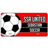 SSA United License Plate  SSALicense