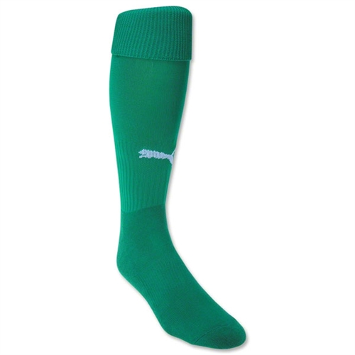 Puma Team Sock - Green 890420Grn