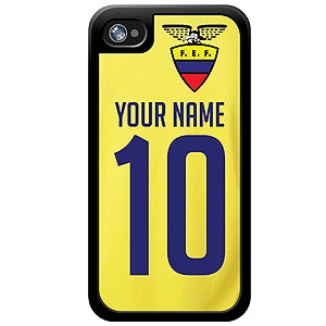 Ecuador Custom Player Phone Cases - iPhone (All Models) iph-ecu-plyr