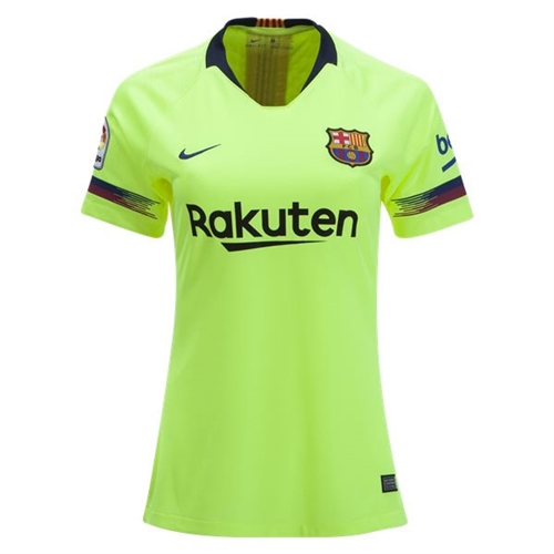 Nike Barcelona Women's Away Jersey 2018-2019 919207-703