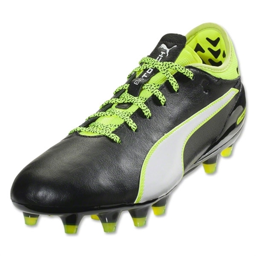 Puma EvoTouch 2 FG - Black/White/Safety Yellow 103693-01