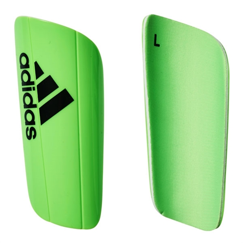 adidas Ghost Lesto Shinguard - Solar Green/Black AZ9863