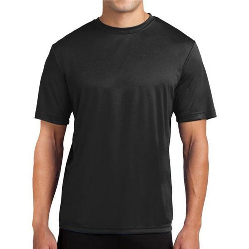 Sport Tek Performance Shirt - Black ST350Blk