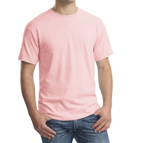 Gildan 5000 Cotton T-Shirt - Pink G5000Pink