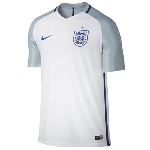 Nike England Authentic Home Jersey 2016 724609-100