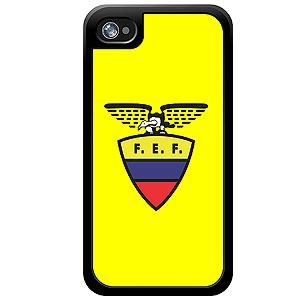 Ecuador Custom Crest Phone Cases - iPhone (All Models) iph-ecu-cst