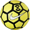 Nike FootballX Strike Soccer Ball - Volt/Laser Orange SC3036-703