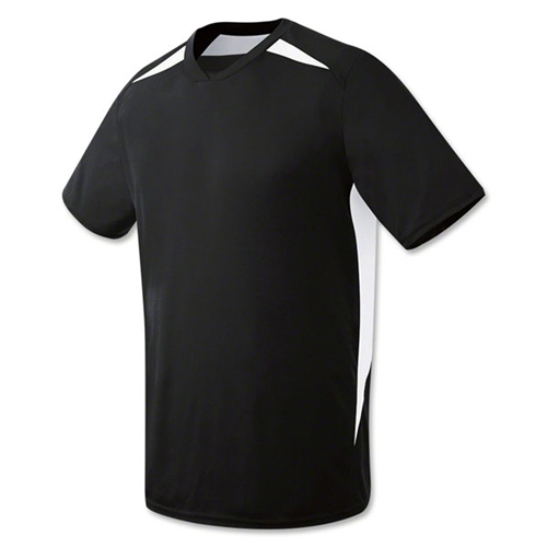 High Five Hawk Jersey - Black Hawk5Blk