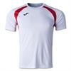 Joma Champion III Jersey - White/Red JomaWhitRed