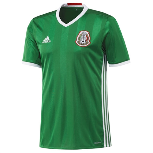 adidas Mexico Home Jersey 2016 AC2723