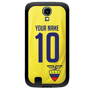 Ecuador Custom Player Phone Cases - Samsung (All Models) sms-ecu-plyr