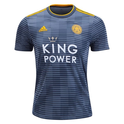 adidas Leicester City Away Jersey 2018-2019 DM3414