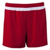 adidas Women MLS 15 Match Shorts - Red S92445