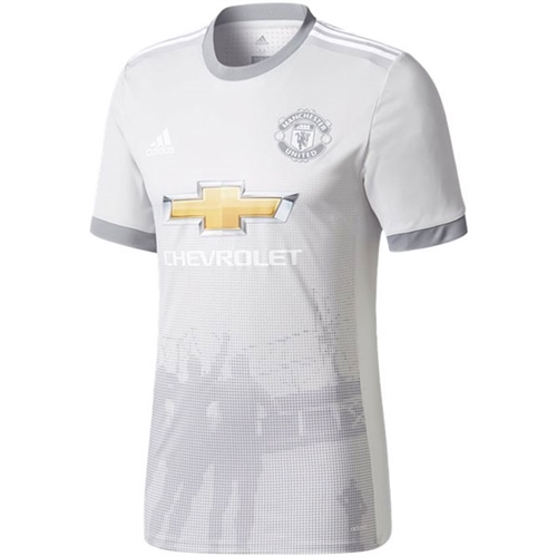 adidas Manchester United Authentic Third Jersey 2017-2018 B30977