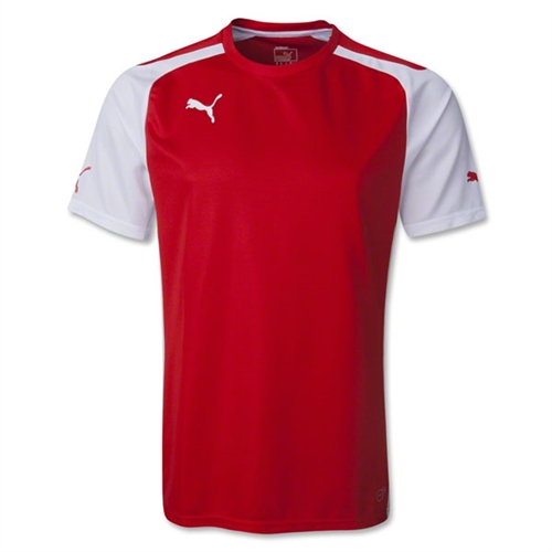 Puma Speed Jersey - Red 701906Red