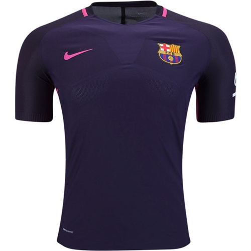 Nike Barcelona Authentic Away Jersey 2016-2017 776840-525
