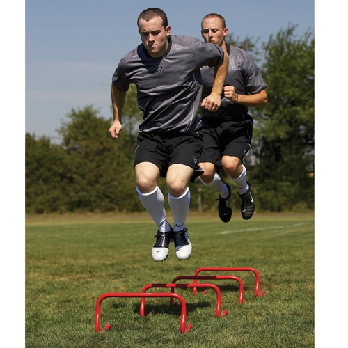 "Kwik Goal 9"" Speed Hurdles  16A809"