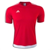 adidas Estro 15 Jersey - Red S16149Red