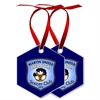 Martin United Predators Christmas Ornaments MUP-Orna