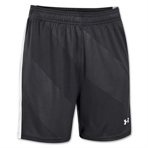 Under Armour Women's Fixture Short - Black 1247792Blk