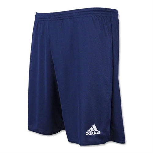 adidas Parma 16 Shorts -Navy Blue/White - AJ5883 - AuthenticSoccer.com