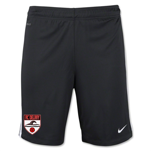 Nike AC Delray Youth League Knit Short - Black 725983-010