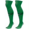Nike Team Match Fit Over The Calf Socks - Pine Green SX6836-302