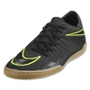Nike Hypervenom Phelon II IC - Black/Black Indoor 749898-009
