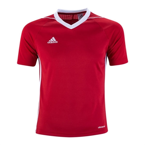 adidas Tiro 17 Jersey - Red/White S99146